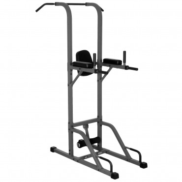 XMark Fitness VKR Vertical Knee Raise with Dip and Pull-up Station Power Tower XM-4432