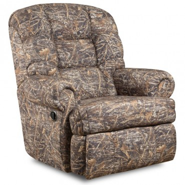 Camouflage FAB 350lb Recliner