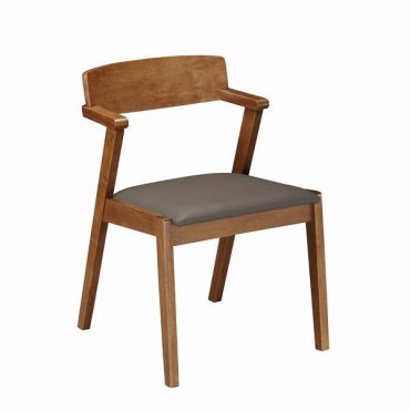 Techni Mobili Home Wooden Dining Chair Two Piece Set