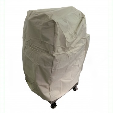 Smoke-n-Hot Grill Cover, Outdoor Cooking Center Grill