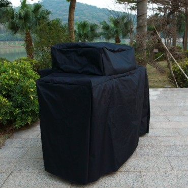 """Smoke-n-Hot Grill Cover, Pro, 24"""" Grill"""